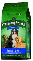 Christopherus Älterer Hund - Geflügel + Lamm + Ei + Reis