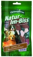 Christopherus Natur-Im-Biss Lamm an Kalziumknochen 70 g