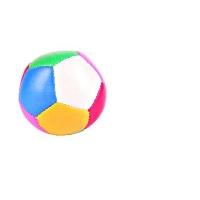 Trixie Soft-Soccer Spielbälle, Kunstleder