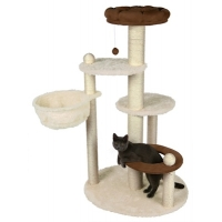 Trixie My Kitty Darling Kratzbaum, 137 cm, creme/braun