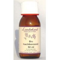 Lunderland Bio-Nachtkerzenöl 50 ml