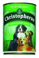 Christopherus Wild + Nudeln Erwachsener Hund