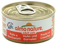 Almo Nature Adult Cats Huhn m. Garnelen 70 g