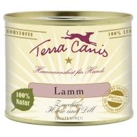 Terra Canis Lamm (Zucchini, Hirse, Dill) 200 g