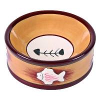 Trixie Keramiknapf, Katze 0,18 l-Ø 13 cm
