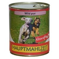 Futterquelle Hauptmahlzeit Wild