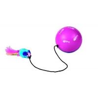 Trixie Turbinio Ball m. Motor-Maus Ø 9 cm