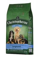 Christopherus Junghund  - Geflügel + Lamm + Ei + Reis