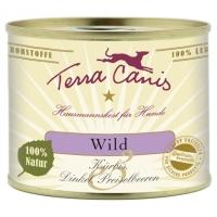 Terra Canis Wild (Vollkornnudeln, Preiselbeeren, Kürbis) 200 g