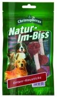 Christopherus Natur-Im-Biss Enten-Kausticks 70 g