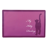 Trixie Napfunterlage My Kitty Darling 44x28 cm