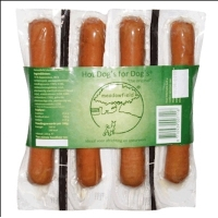 Hot Dogs 4 Stück-Packung