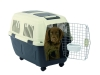 TRANSPORT Box Traveler 1 XL beige-anthrazit 82x57x66 cm
