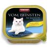 Animonda Vom Feinsten für kastrierte Katzen m. Pute + Käse 100 g
