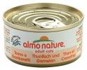 Almo Nature Adult Cats Thunfisch und Garnelen 70 g